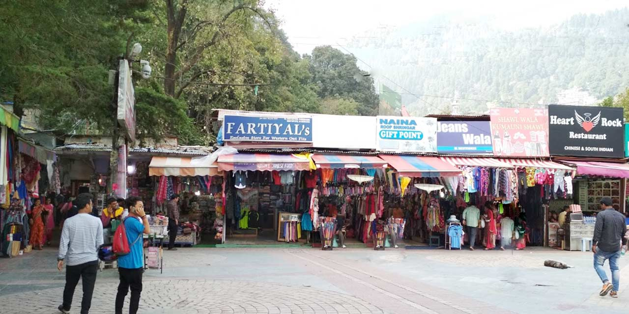 Tibetan Market, Nainital Top Places to Visit in 2 Days