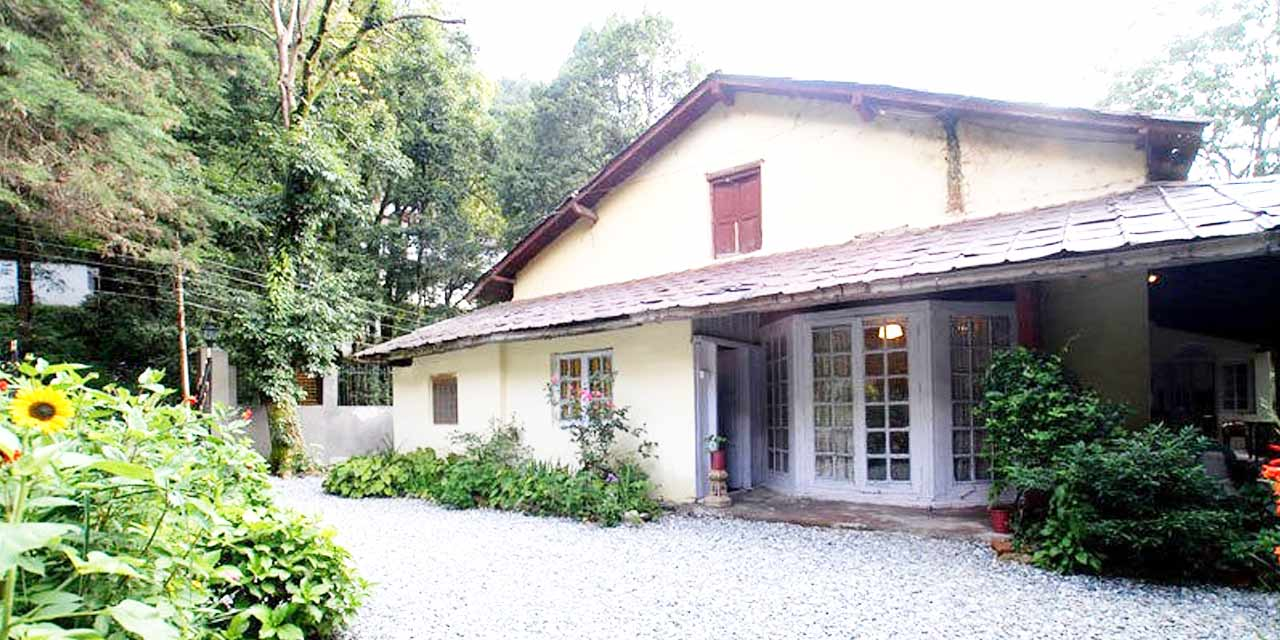 Gurney House, Nainital Top Places to Visit