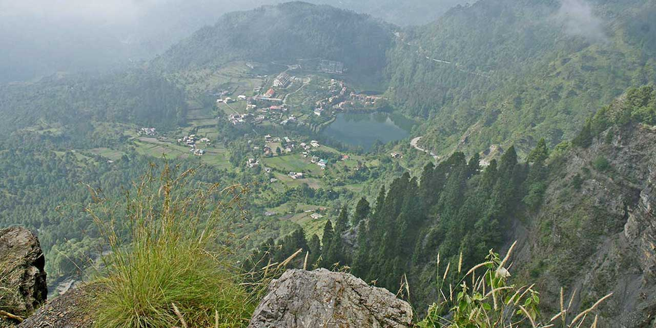 Lands' End, Nainital Top Places to Visit in 2 Days