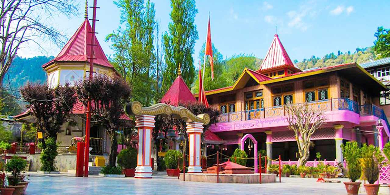Naina Devi Temple, Nainital Top Places to Visit in One Day