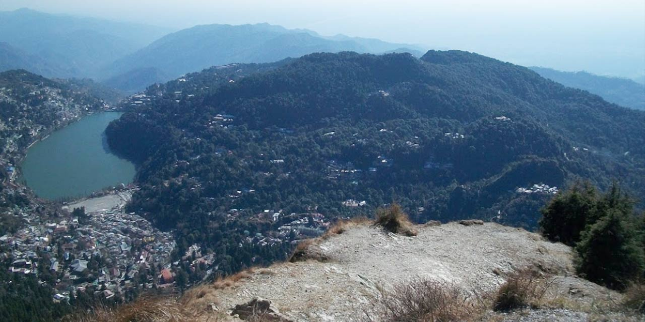 Naina peak, Nainital Top Places to Visit in 2 Days