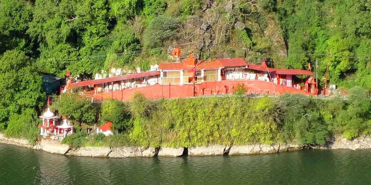 Pashan Devi Temple, Nainital Top Places to Visit