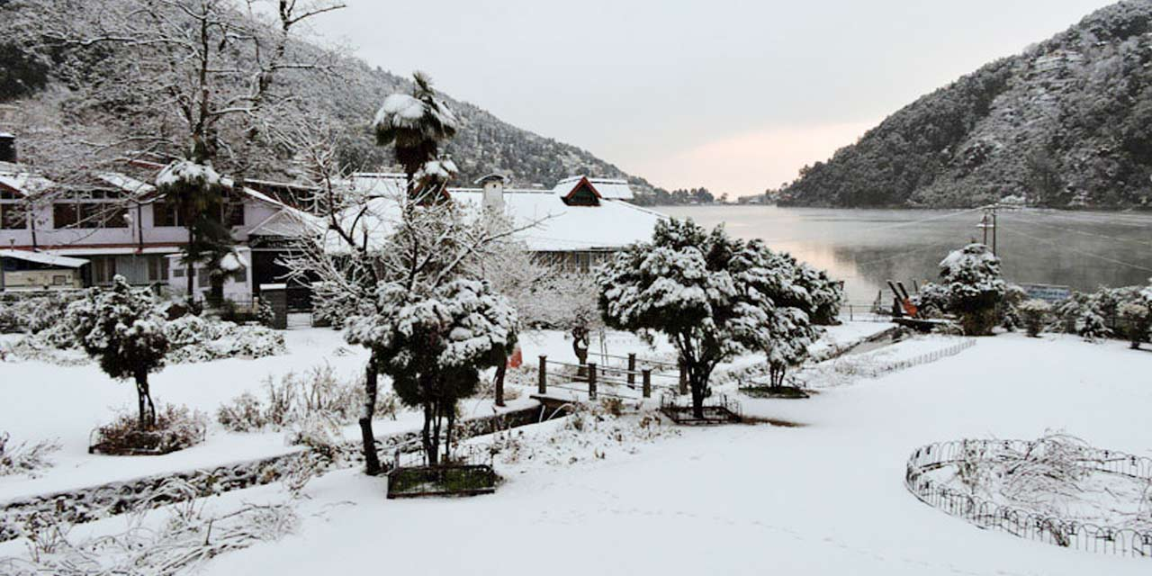 Snow View Point, Nainital Top Places to Visit in One Day