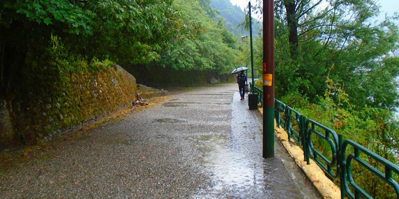 Thandi Sadak, Nainital Top Places to Visit in 2 Days