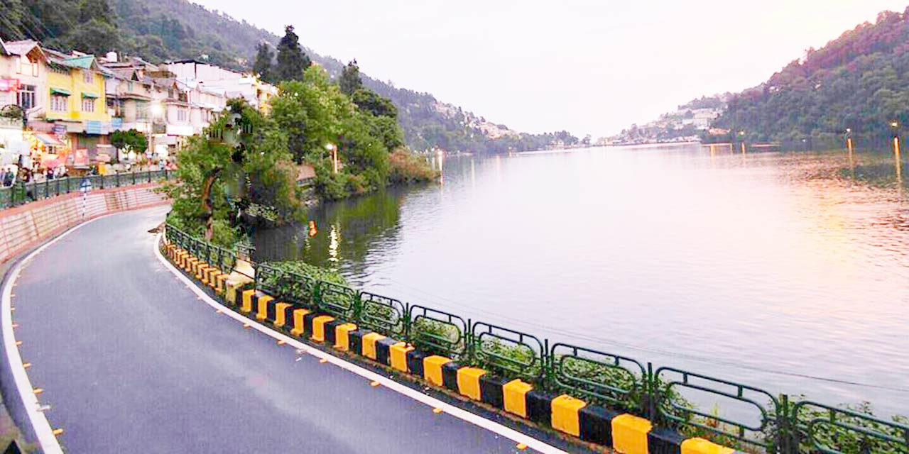 The Mall Road, Nainital Top Places to Visit in One Day